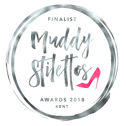Muddy Stilettos Kent Awards finalist logo
